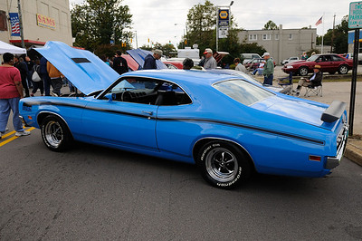 Henderson, NC Car Show --- Ford