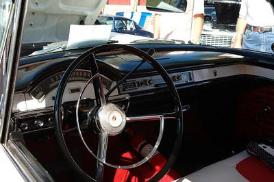 Henderson, NC Car Show --- Fords