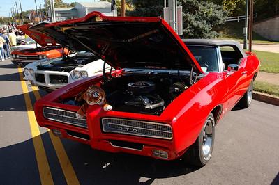 Henderson, NC Car Show --- GM