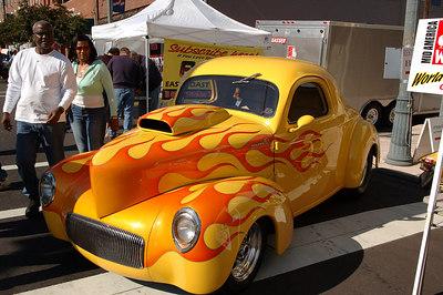 Henderson, NC Car Show - October 21, 2006