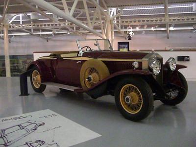 Heritage Motor Museum May 2008