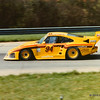 IMSA Road Atlanta Camel GT (100 miles), April 1981, approaching Turn 1; Track co-owner Bill Whittington (USA) in his Porsche 935 K3 (works chassis Nr. 930 990 0028) which qualified 3rd, but retired late in the race, and was finally classified 13th.