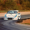 IMSA Road Atlanta GT II (150 miles), September 1981, Turn 5; John Fitzpatrick of his eponymous racing team in his Porsche 935 K3/80 (Kremer chassis Nr. 000 00011) which faiuled to finish after starting from pole, and was finally classified 21st.