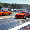 Stevie Jackson vs. Brian Green<br /> Outlaw Drag Radial