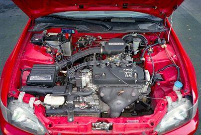 1.5 liter motor