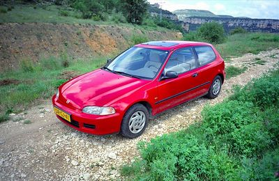 Honda Civic DXi 1.5