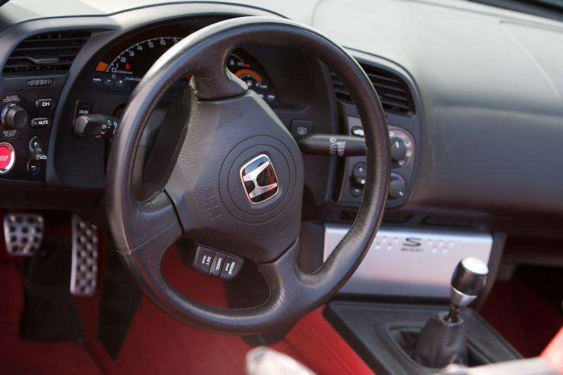 Honda S-2000