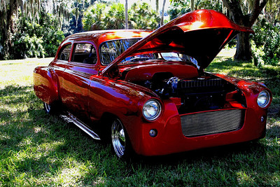 New Port Richey FL Car Show