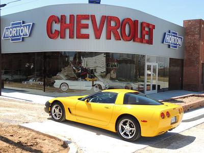 Horton Classic Car Musuem - Nocona, Texas