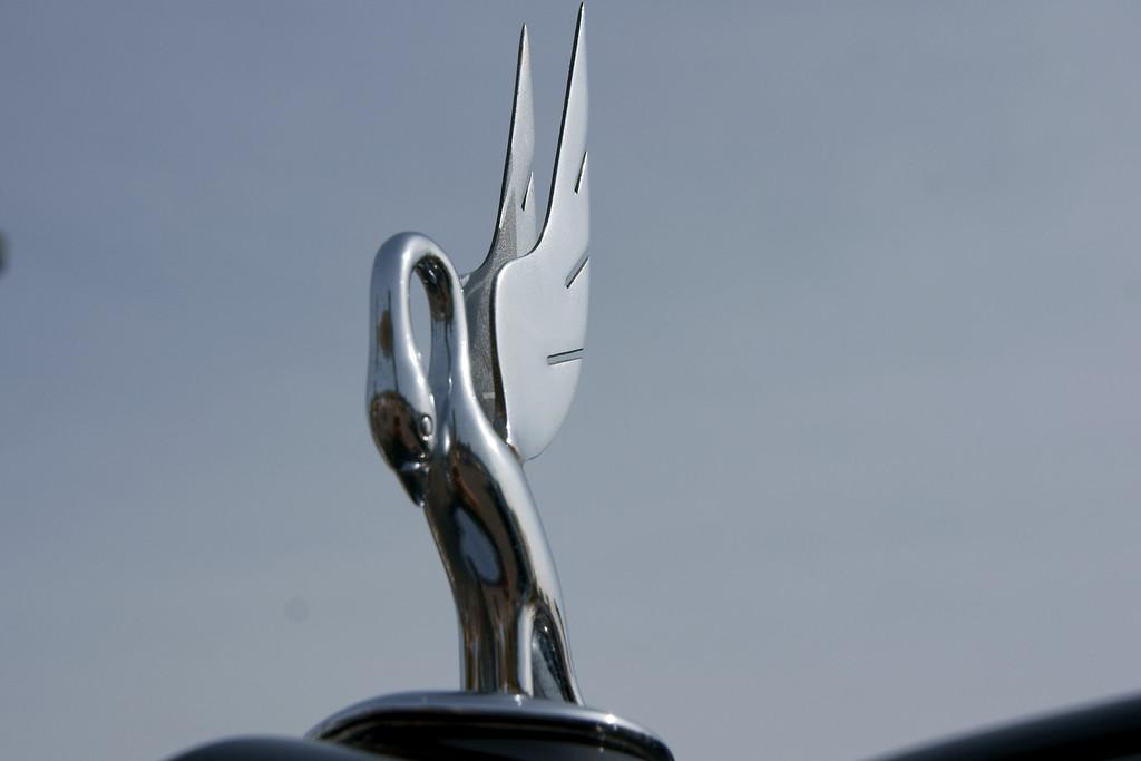 1940 Packard 180 Formal Sedan