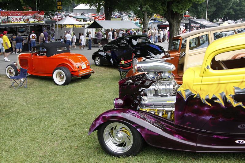 Goodguys Hot Rod Car Show - Rhinebeck, New York - 06/26/2010
