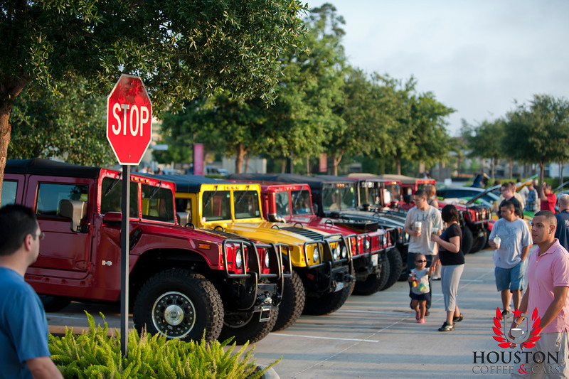 STOP! Hummer Time!