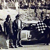 Victor beaudry with uncle Emile racing at Hudson