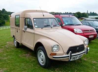 1981 Citroën Acadiane
