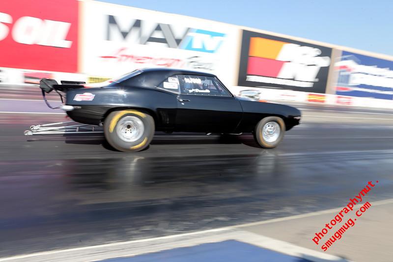 """""""68 Camaro Super Gas wheelie monster"""""""