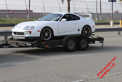 IDRC Import Drag Racing Circuit Oct 2014 Pit Images