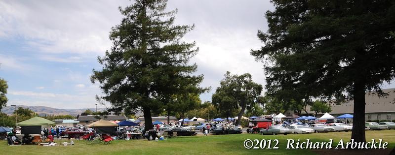 IMPALAS  Car Show  San Jose, CA 8 4 2012