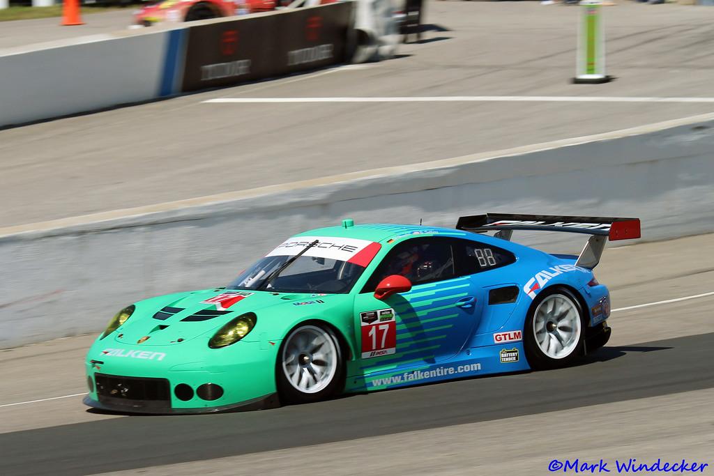 ..Porsche 911 RSR