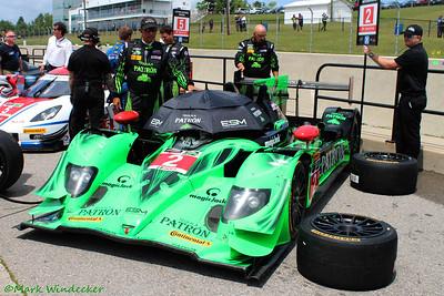 P-Extreme Speed Motorsports HPD ARX-03b/Honda