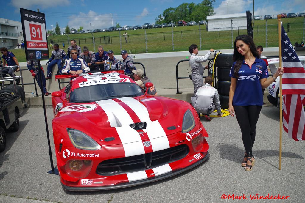 GTLM-SRT Motorsports Dodge Viper SRT