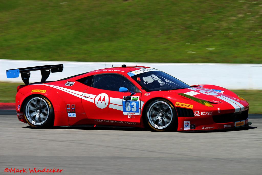 ....Ferrari 458 Italia Grand-Am #3446