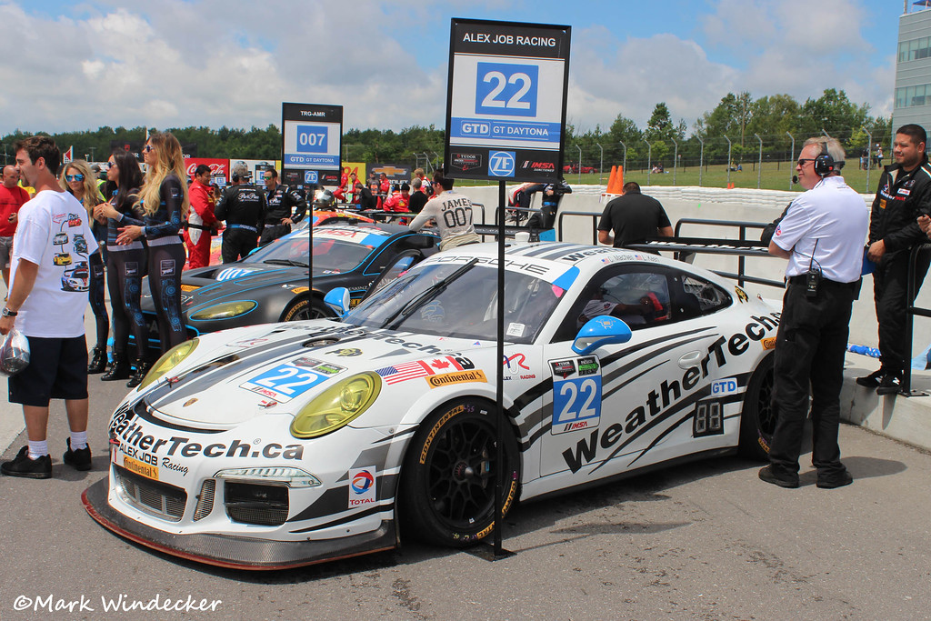 GTD Alex Job Racing Porsche 911 GT America