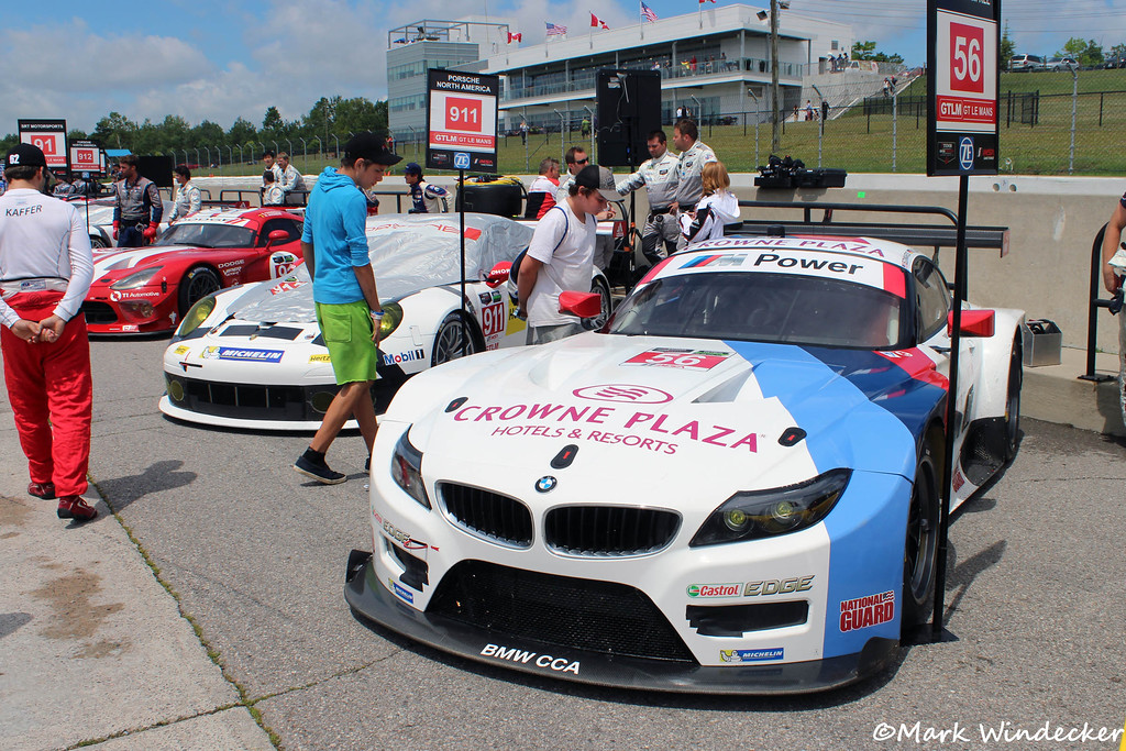 GTLM-BMW Team RLL BMW Z4 GTE