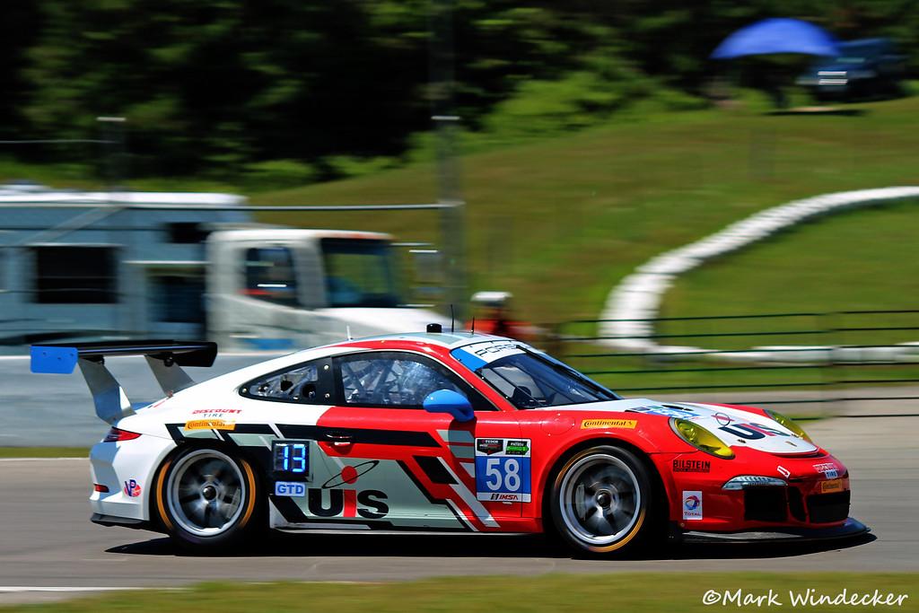.....Porsche 911 GT America