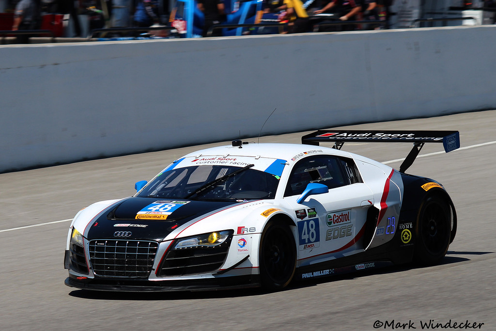 ..Audi R8 LMS