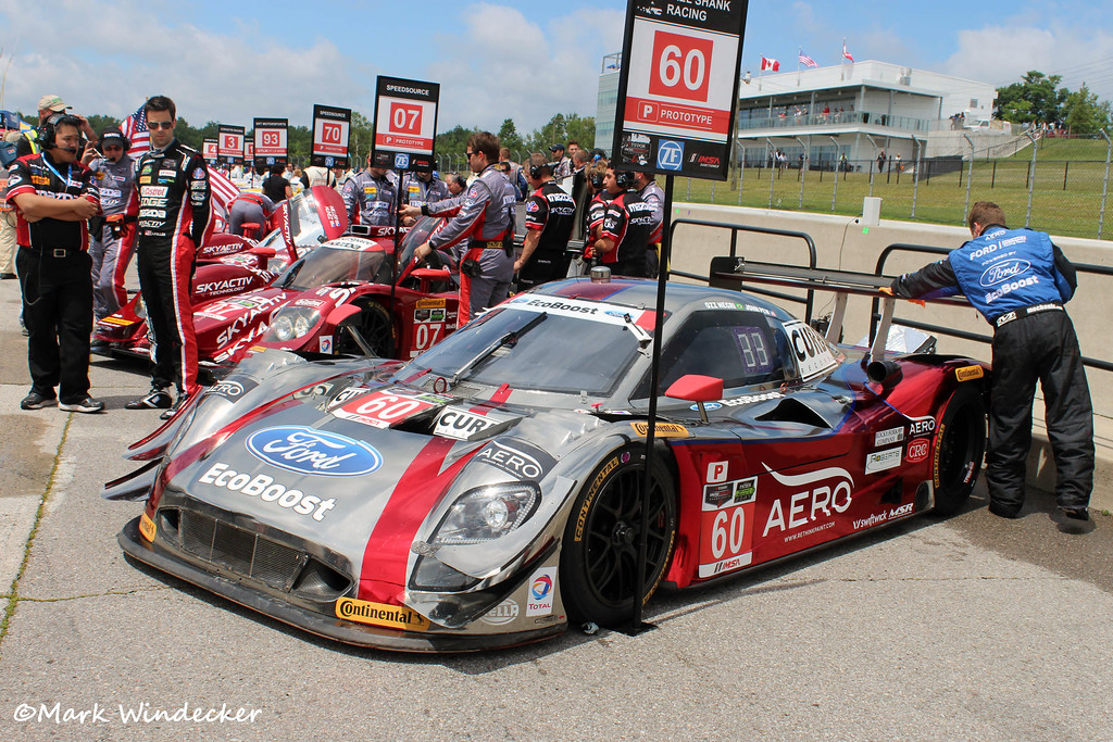P-Michael Shank Racing Riley/Ford EcoBoost