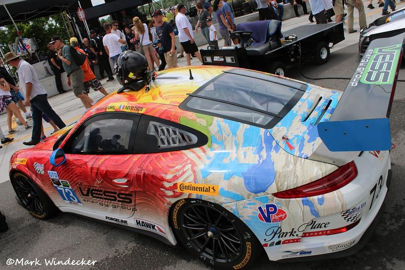 GTD-Park Place Motorsports Porsche 911 GT America