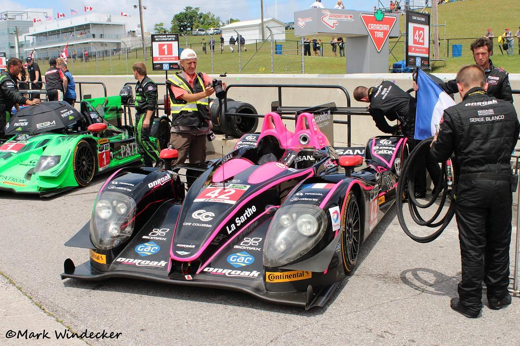 P-OAK Racing Morgan/Nissan