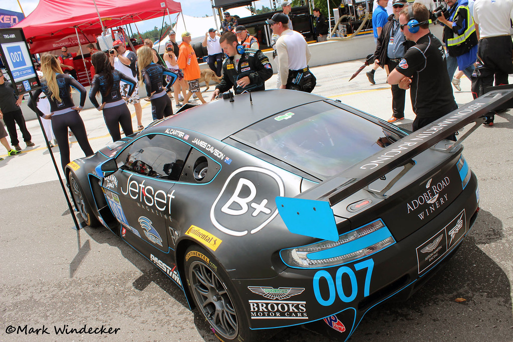 GTD-TRG-AMR Aston Martin V12 Vantage