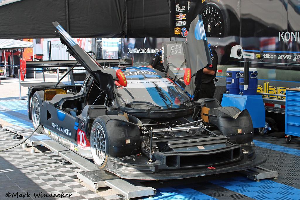 P-Wayne Taylor Racing Corvette DP