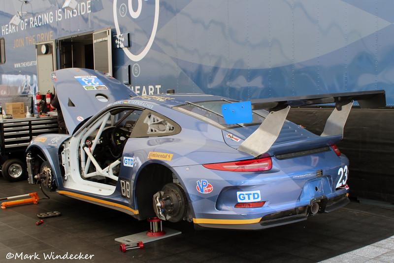 GTD-Team Seattle/Alex Job Racing Porsche 911 GT America