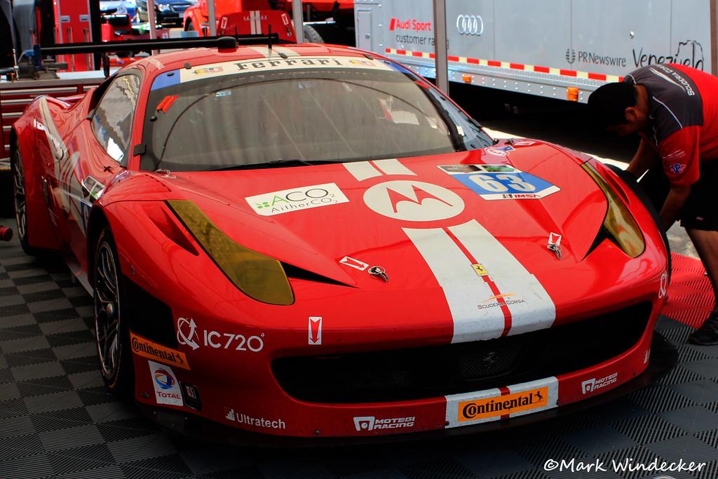 GTD-Scuderia Corsa Ferrari 458 Italia