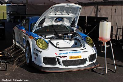 GTD-Muehler Motorsports America  Porsche 911 GT America