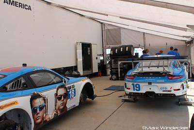 Muehlner Motorsports America Porsche 911 GT America