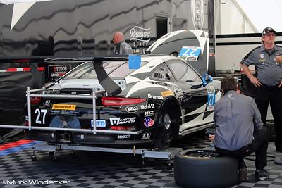Dempsey Racing Porsche 911 GT America