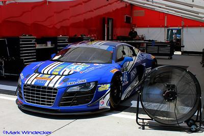Full Line Motorsports Audi R8 LMS