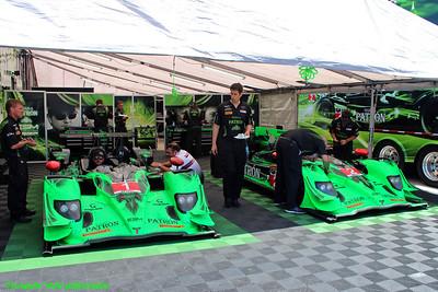 Extreme Speed Motorsports HPD ARX-03b/Honda