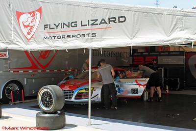 Flying Lizard Motorsport Audi R8 LMS