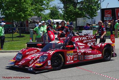 SpeedSource Mazda Prototype