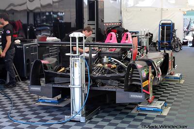 OAK Racing Morgan LM P2 (OAK-Pescarolo) - Nissan