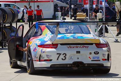 Park Place  Motorsports Porsche 911 GT America