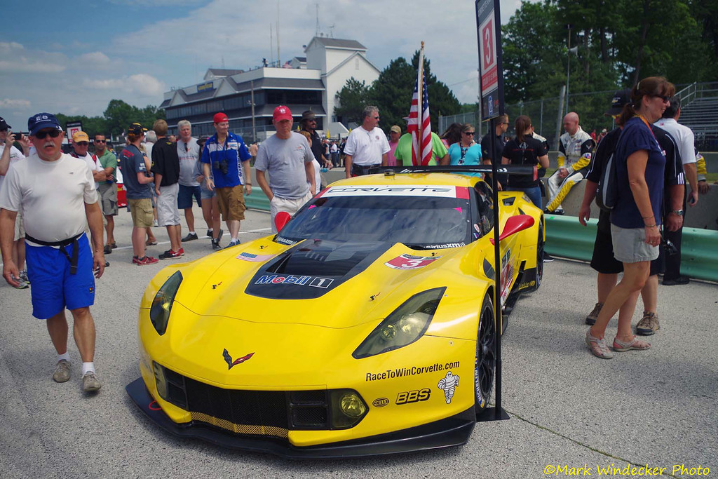 GTLM-Corvette Racing Chevrolet Corvette C7.R