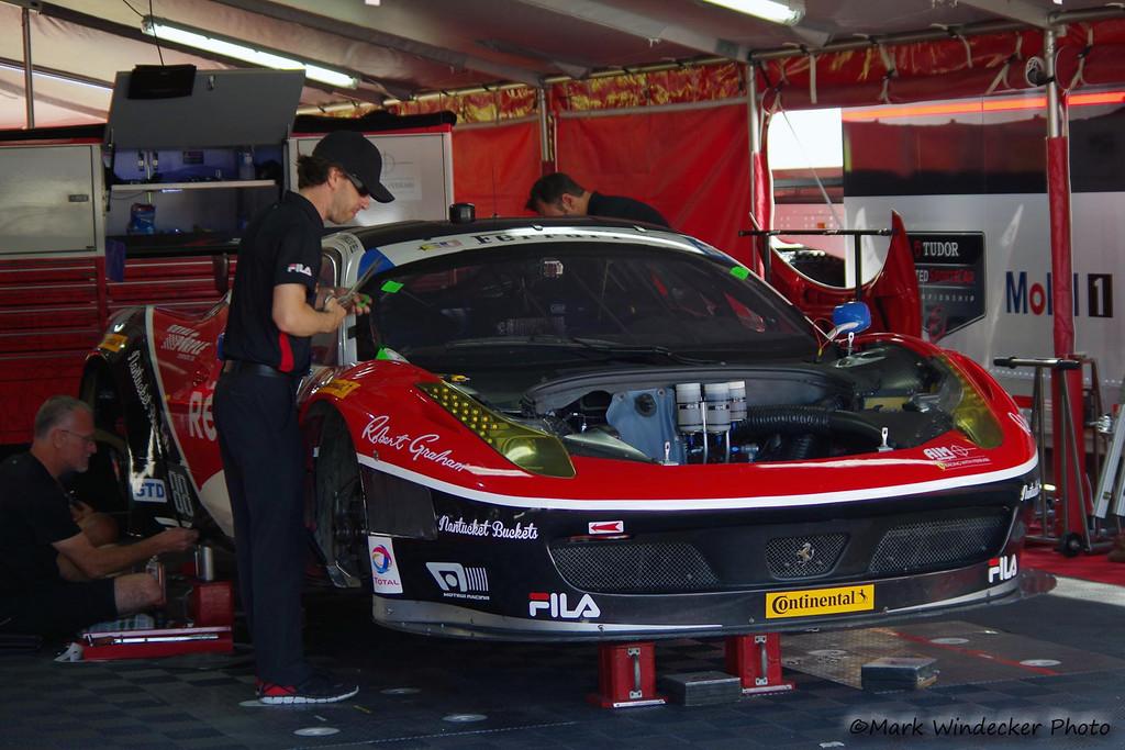 GTD-AIM Autosport Ferrari 458 Italia