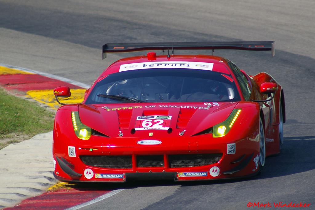 13th 1GTLM Giancarlo Fisichella/Pierre Kaffer.....