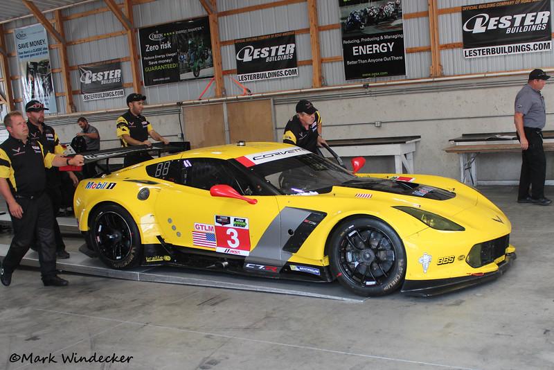 GTLM-Corvette Racing Chevrolet Corvette C7.R