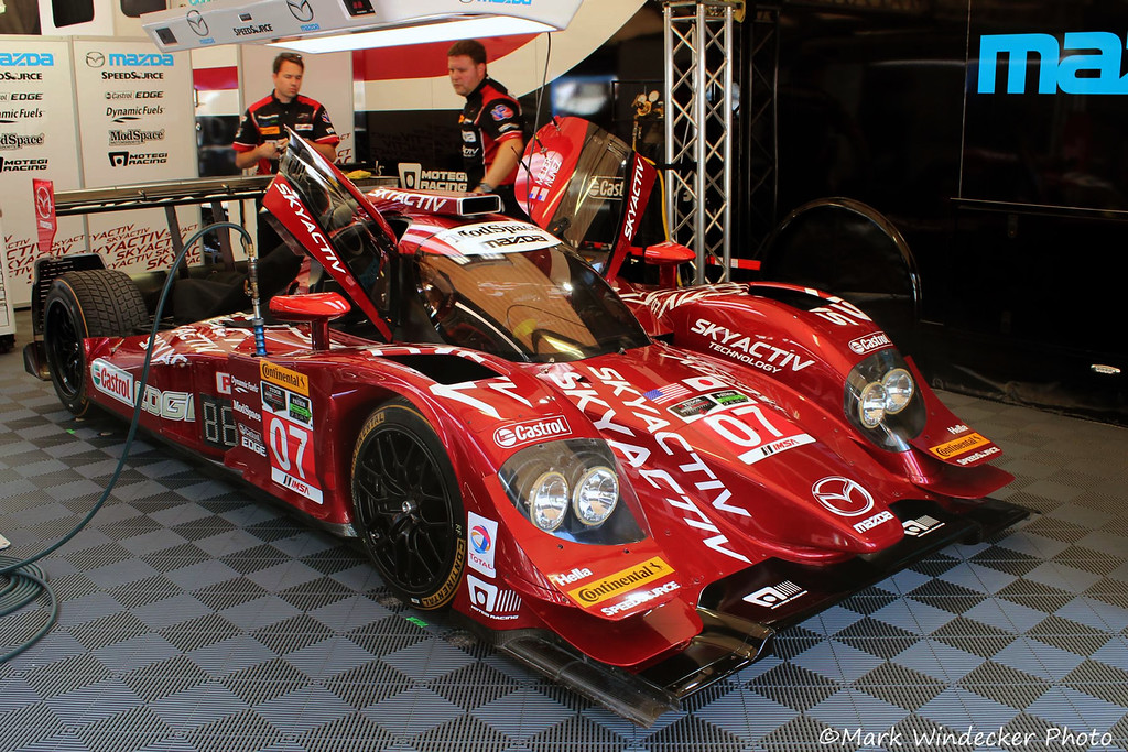 P-SpeedSource Mazda Prototype